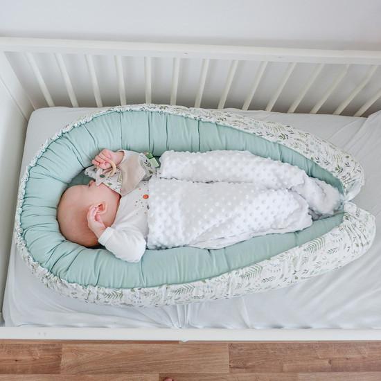 hnízdečko pro miminko přírodní