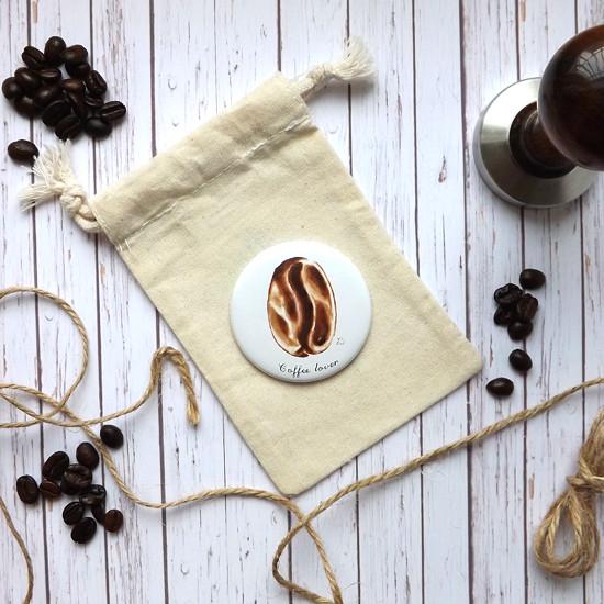 Kávové zrcátko